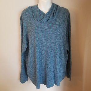 Columbia 2x long sleeves lightweight hoodie